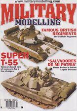 Military Modelling (February 2003) (Suffolk Regiment, Super T-55 Tank, Bolivar)