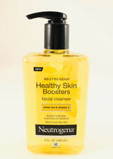NEUTROGENA Healthy Skin Boosters Facial Cleanser 9 oz. New & Rare!