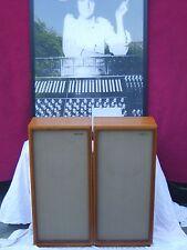 TANNOY MONITOR GOLD 12s più rari 1970s BI AMP opzione per Martin Hannett produttore