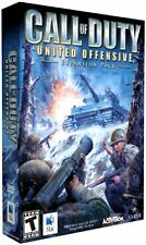 Call of Duty United Offensive Expansion Pack Mac New Sealed in Box