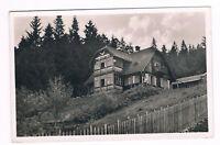 AK Pension Hubertus Baude Echt Foto 1941 gelaufen    (B7/30)