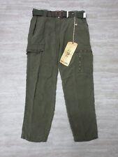NEW Da-Nang Surplus Women's Pants W/ Belt Pockets SWAMP SKG5268 Size: MEDIUM
