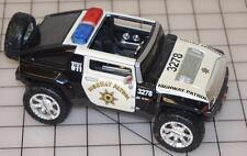 Custom Shop 2008 Hummer Hx Concept Maisto 1/24 Highway Patrol