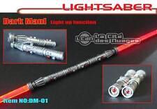 STAR WARS Hobby Nuts 1/6 Darth Dark Maul Lightsaber MD-01 Hot Toys Sabre Laser