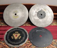 Lot 4 Used Lapidary Saw Blades Rock Gemstone Cutting Machine Equipment Raytech