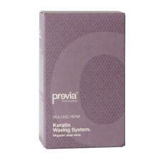 Previa Produit Biologique Perm. Kératine Waving Système Permanente Kit Zero