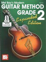 Mel Bay's Modern Guitar Method, Grade 2 : Includes Online Audio, Paperback by...