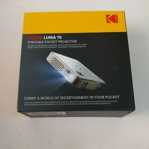 Kodak Ultra Mini Portable Projector - 1080p HD LED DLP Rechargeable Pico Project
