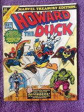 Howard the Duck, Marvel Treasury Edition Vol1 #12,1976 Special Collector's Issue