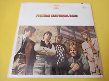 FIVE MAN ELECTRICAL BAND SELF TITLED  LP SHRINK RARE PSYCH