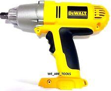 "NEW Dewalt DW059 18V Cordless Impact Torque Wrench 1/2"" 18 Volt XRP"