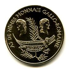 30 NIMES As de Nîmes, Monnaie gallo-romaine, 2011, Monnaie de Paris