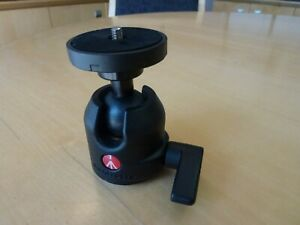 MANFROTTO 486 Professional Camera Ball Head Mint condition with locking knob