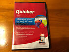 Quicken Deluxe 2017 Personal Finance & Budgeting Software NEW SEALED