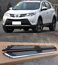 ***Out of stock*** Toyota Rav4 2013 to 2018 Aluminium Side Steps Running Boards