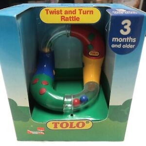Tolo Twist And Turn Rattle Toy