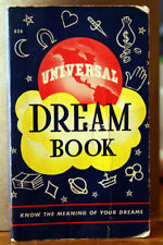 UNIVERSAL DREAM BOOK: Know the Meaning of Your Dreams 1940 Vintage Handy Guide