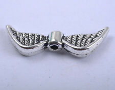 FREE SHIP 20pcs Tibet Silver Nice angel wing Spacer Bead 21X7MM JK0122