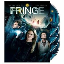 Fringe: The Complete Fifth Season New DVD! Ships Fast!