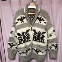 Tuak Cowichan Sweater L Size