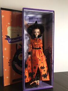Barbie Holiday Hostess Collection Halloween Haunt  Limited Number NRFB witch 🔥