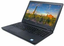 """Dell Latitude 5580 15.6"""" Laptop Core i7-7820HQ 2.9GHz 16GB 1TB SSD FAST"""