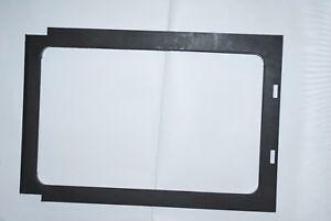 Microwave Oven Inner Door Frame Samsung  MS23H3125AK ME83X ME711K ME712K ME713K