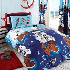 Ropa de cama sin marca color principal azul para niños