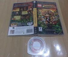 LEGO Indiana Jones La Trilogía Original - PSP - Sin Manual - PAL España
