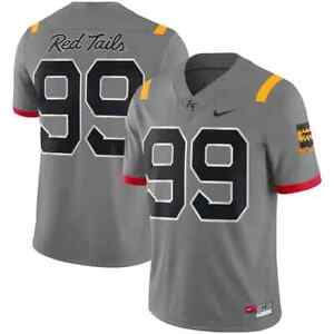 AIR FORCE FALCONS ALT JERSEY-NIKE-HONORING TUSKEGEE AIRMEN RED TAILS RETAIL $100