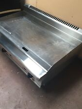 Waldorf GP8120G-B Griddle Grill Catering restaurant equipment