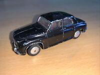 Original Vintage Corgi Rover 90 Saloon Model No 204 Die Cast Car Toy 1950's VGC