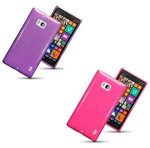 Silicone Slim TPU Gel Back Protector Case Cover for Nokia Lumia 930