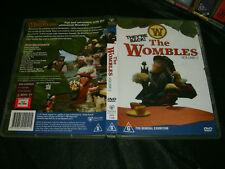 DVD *THE WOMBLES Vol. 2 (1997) 13 Episodes!* 2004 Magna Pacific Re-Issue - Reg 4