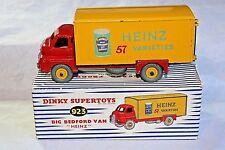 Dinky #923 Big Bedford Van (Heinz), Excellent Condition in Good Original Box