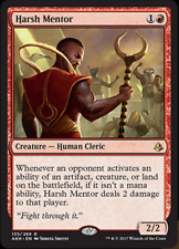 Mentor exigeant - Harsh Mentor - Magic Mtg -