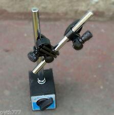 Magnetic Base with Fine Adjustment for Dial Indicator Gauge