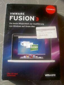 VMware Fusion 3 Software for Mac OS X  Allows Windows on Mac