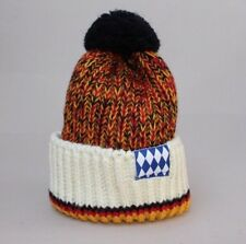 Rosso Bianco Nero 1878 'Muller' Bobble Hat A Guy Called Minty Casual Connoisseur
