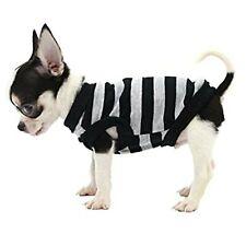 100% Cotton Tiny Toy Teacup Chihuahua Puppy Dog Jumper Vest Coat Kitty XXXS XXS