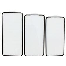 9D прозрачный закаленное стекло протектор экрана для Apple iPhone 7 8 11 12 Mini Pro Max