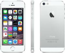 Apple iPhone 5S - 16GB - Silver (Factory GSM Unlocked; AT&T / T-Mobile)