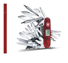 Victorinox: 1.6795.XAVT Swiss Champ XAVT 80 usi (per collezionisti) swiss made