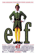 Elf- Large Movie Related Poster - 24x36 Pop Culture
