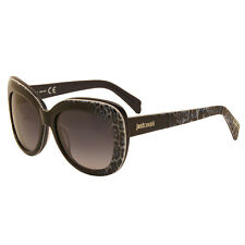 7400915f7e Just Cavalli - Blue Animal Print Cat Eye Style Sunglasses with Case