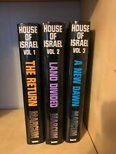House Of Israel by Robert Marcum, Volumes: 1, 2 & 3