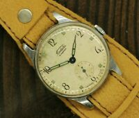 Vintage Pobeda ZIM Military Soviet mechanical Watch USSR 4Q1958 CCCP RARE 2MCHZ