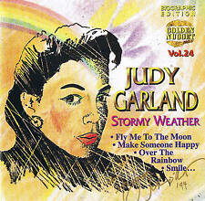 "JUDY GARLAND ""Stormy Weather"" 16 Tracks CD Neu & OVP Cosmus DSB"