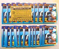 50) KEN GRIFFEY JR Seattle Mariners 1990 Topps LOT Card #336