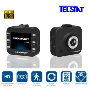 "Blaupunkt BP2.0 2"" FHD 1080P Car Dash Cam Camera DVR Digital Video Recorder"